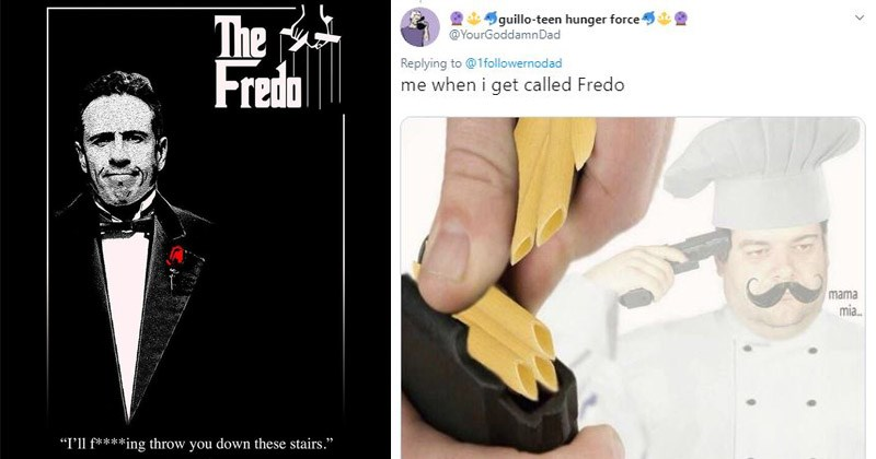 Funny memes and reaction tweets to Chris Cuomo's 'Fredo' incident