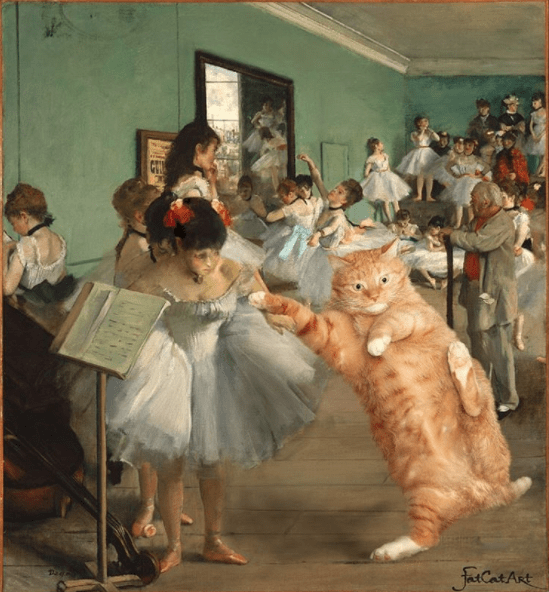 fat cat artworks - Art - GU FasCat Ant 1
