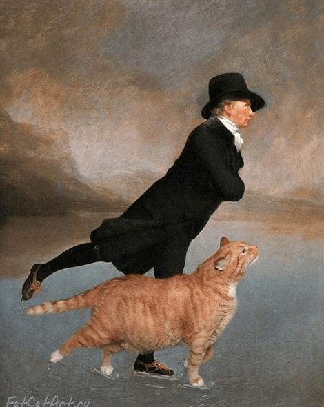 fat cat artworks - Felidae - FCathotc