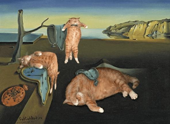 fat cat artworks - Felidae - FatCetPet cu