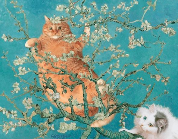 fat cat artworks - Cat - Fetarr