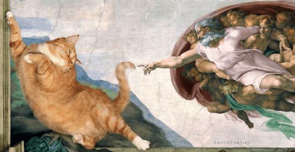 fat cat artworks - Cat - FATCATART RU