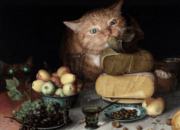 fat cat artworks - Cat