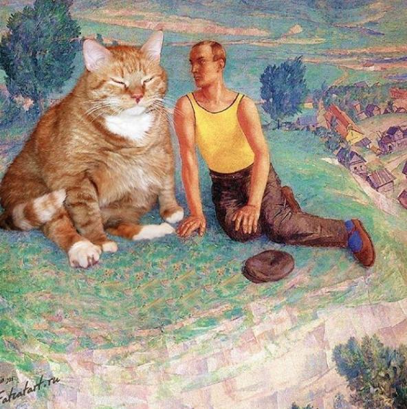 fat cat artworks