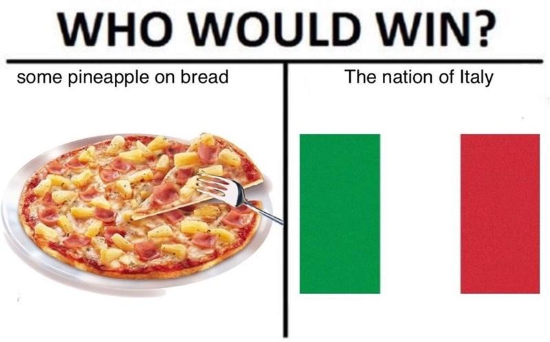 Italy pizza meme funny - 9022199040