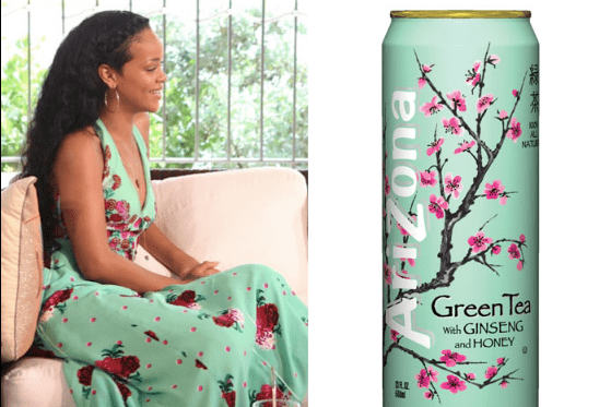 Pink - NAT Green Tea weh GINSENG and HONEY