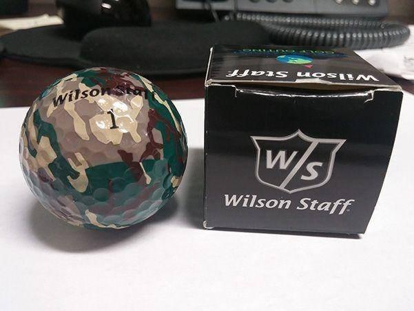 Green - Wilson WS Wilson Staff