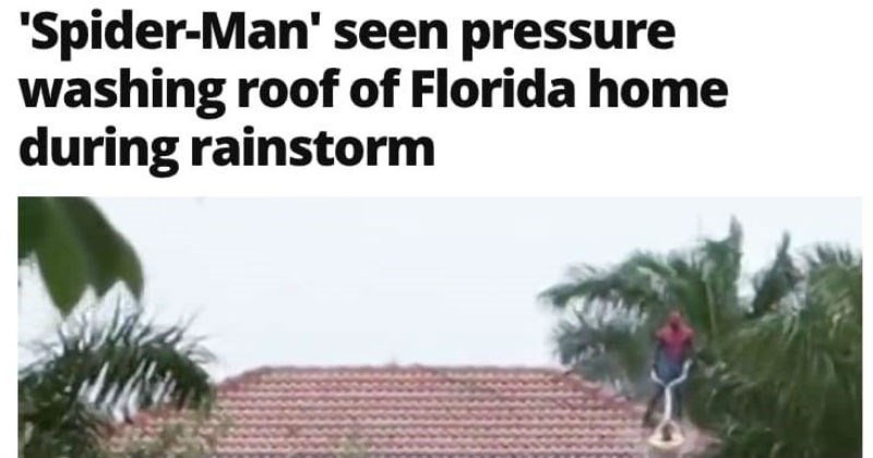 Crazy WTF headlines from Florida.