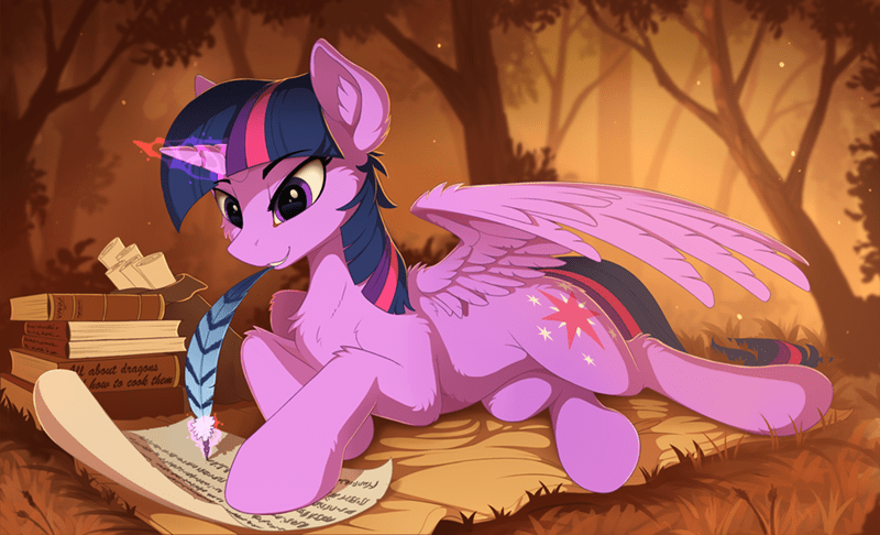 yakovlev-vad twilight sparkle - 9024297728