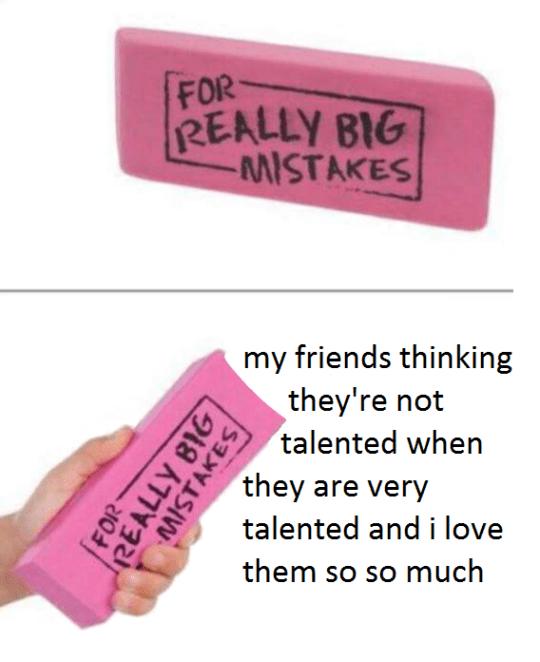 Memes eraser funny - 9024472576