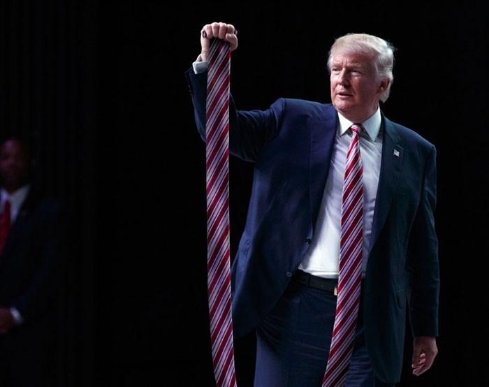 long tie photoshop - Gentleman