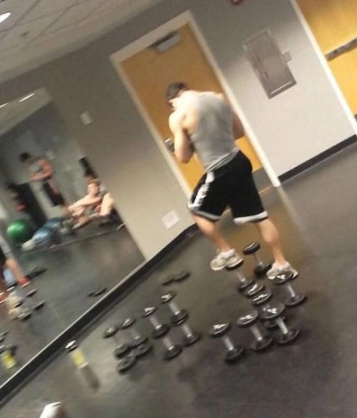 FAIL - Physical fitness