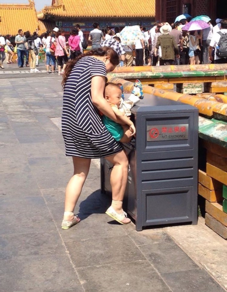 FAIL - Public space - NO SMOKING
