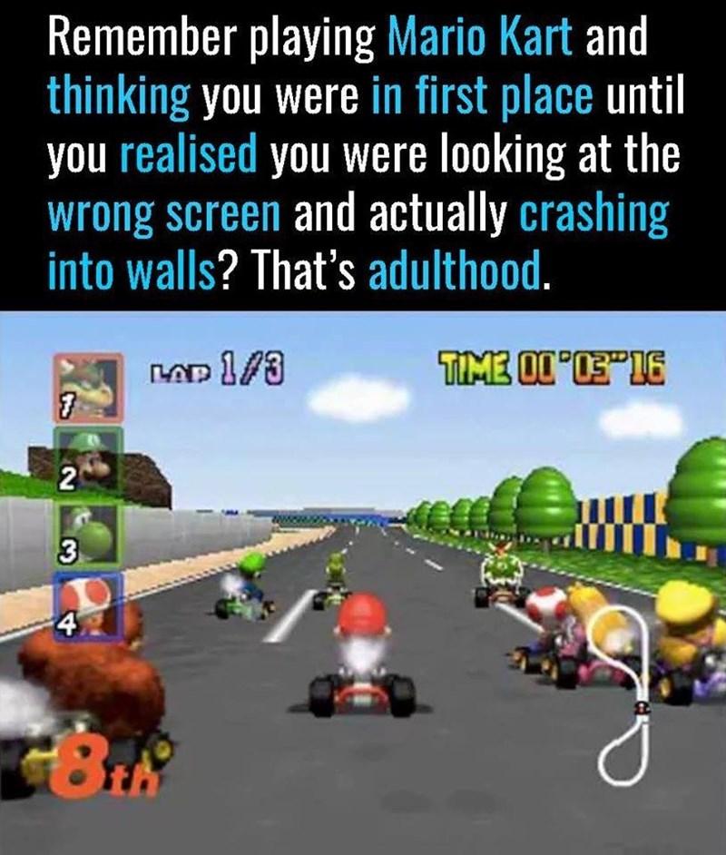 Mario Kart Memes - 9024927488