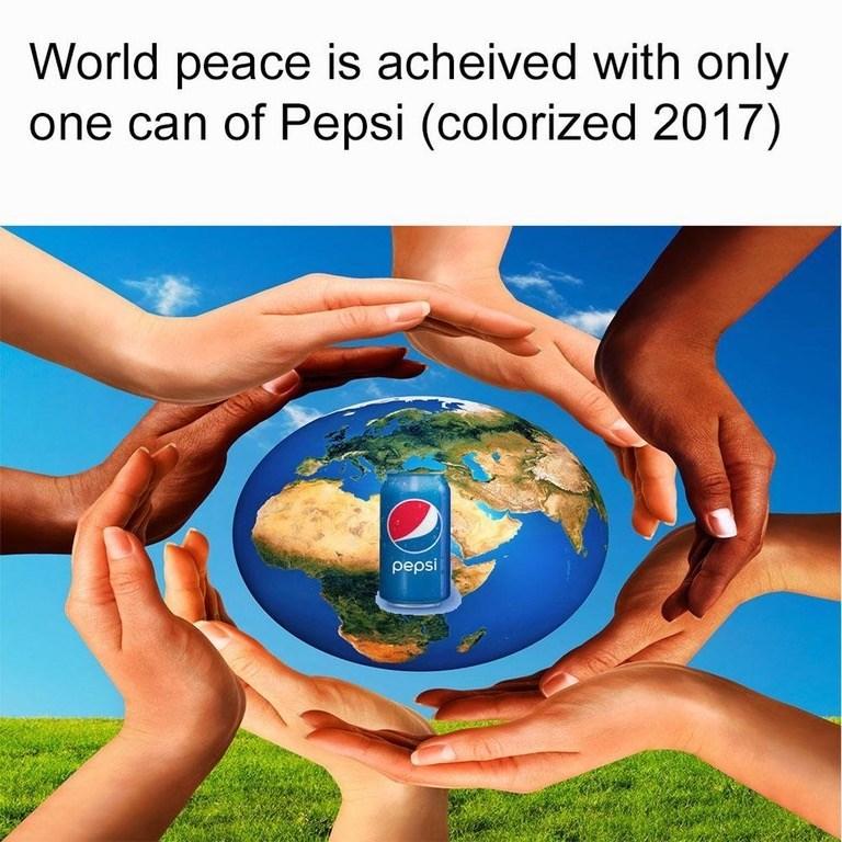 history pepsi Memes - 9025092864
