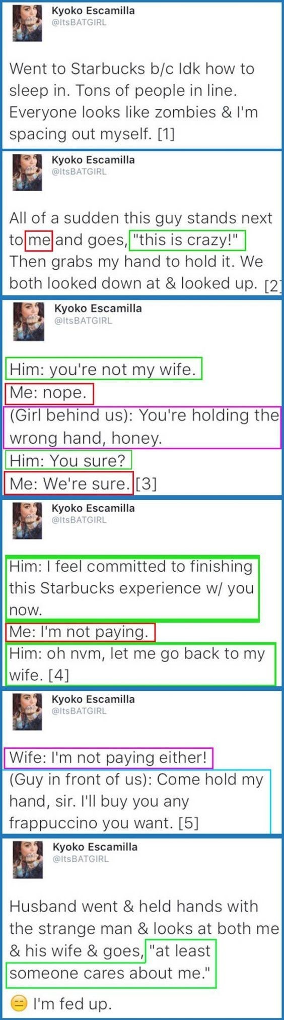 coffee FAIL drama Starbucks - 9025191680