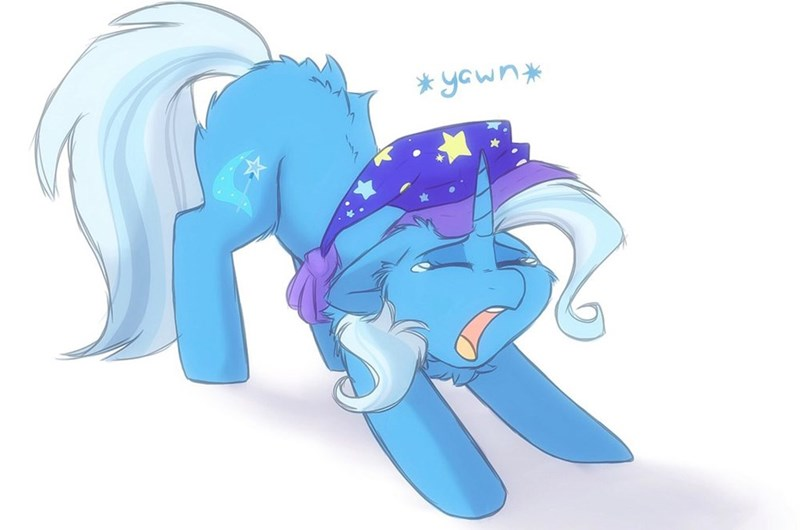 hiccups the noodle the great and powerful trixie - 9026095104