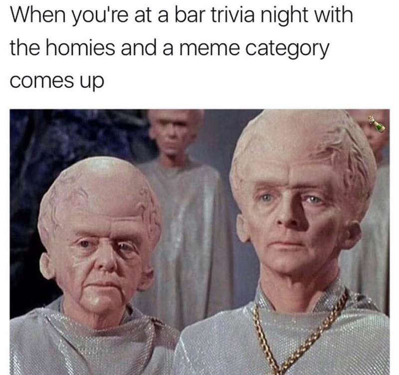 meme category in trivia brains get larger