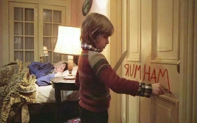 Rum Ham Always Sunny parody of The Shining