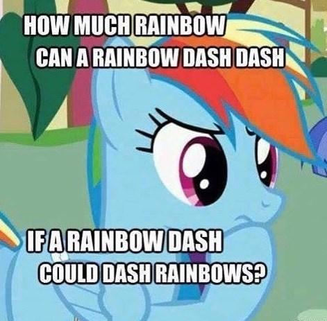 ponify rainbow dash - 9026412288