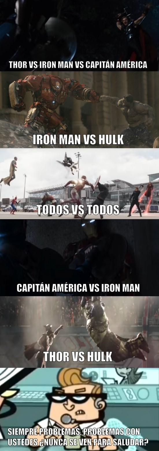 rivalidades