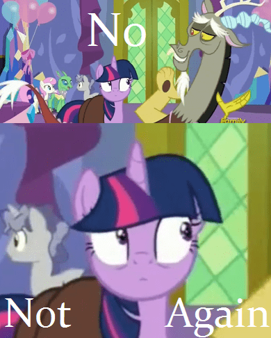 celestial advice discord twilight sparkle screencap comic - 9027140608