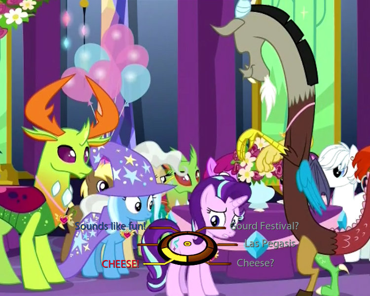 thorax celestial advice the great and powerful trixie vast discord mass effect starlight glimmer screencap ponify changelings - 9027252480