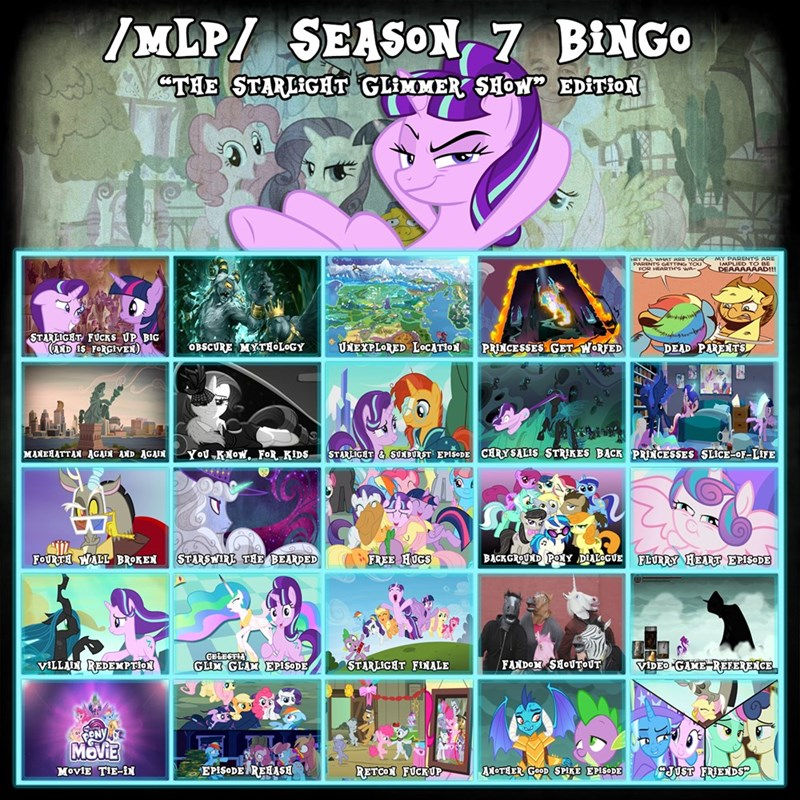 starswirl the bearded applejack sunburst discord my little pony the movie flurry heart starlight glimmer twilight sparkle brony manehatten lyra heartstrings artwork tee princess luna rarity chrysalis princess celestia fluttershy princess ember changelings bon bon bingo - 9027523584