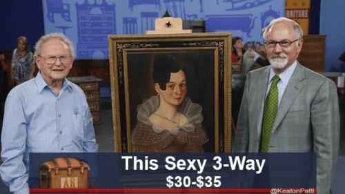 News - TURE This Sexy 3-Way $30-$35 AR @KeatonPatti