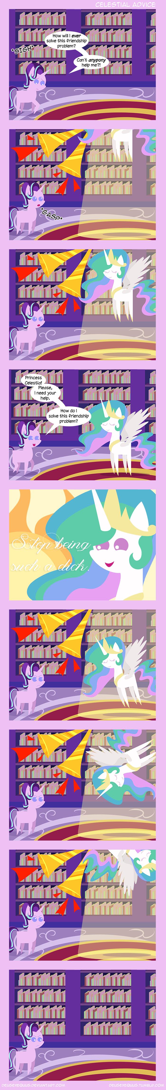 starlight glimmer,deus ex equus,princess celestia