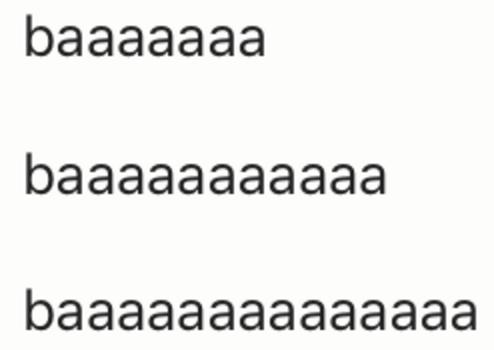 Text - baaaaaaa baaaaaaaaaaa baaaaaaaaaaaaaа