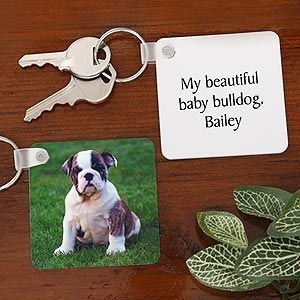 Dog keychain gifts