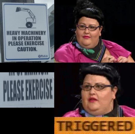 Thursday meme about fat people not exercising