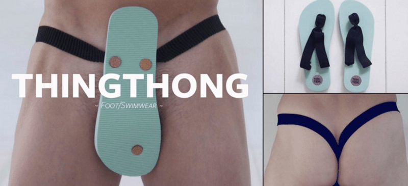 Thigh - THINGTHONG FOOT/SWIMWEAR
