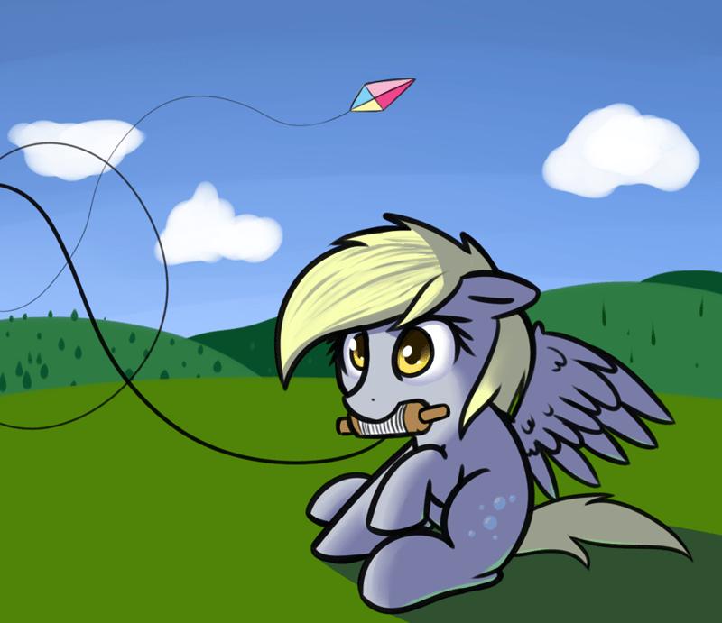 derpy hooves kites neuro pone rock solid friendship - 9030664704