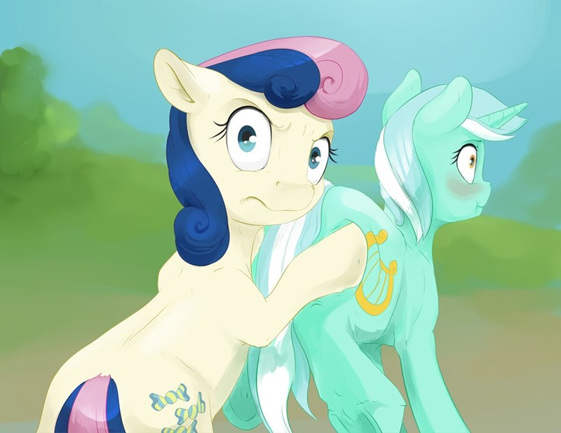bon bon lyra heartstrings silfoe rock solid friendship - 9030667520