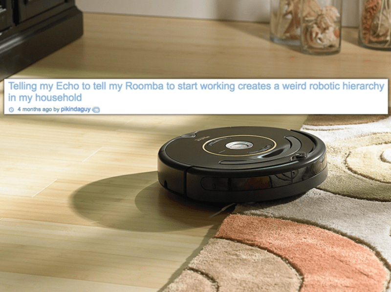 shower thoughts roomba