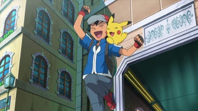 ash ketchum Pokémon anime pikachu pokemon anime - 903173