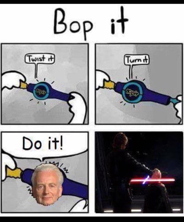 Fictional character - Bop it Turn it TWist t 6opit Do it!