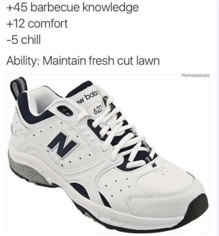 Funny meme suburban dad