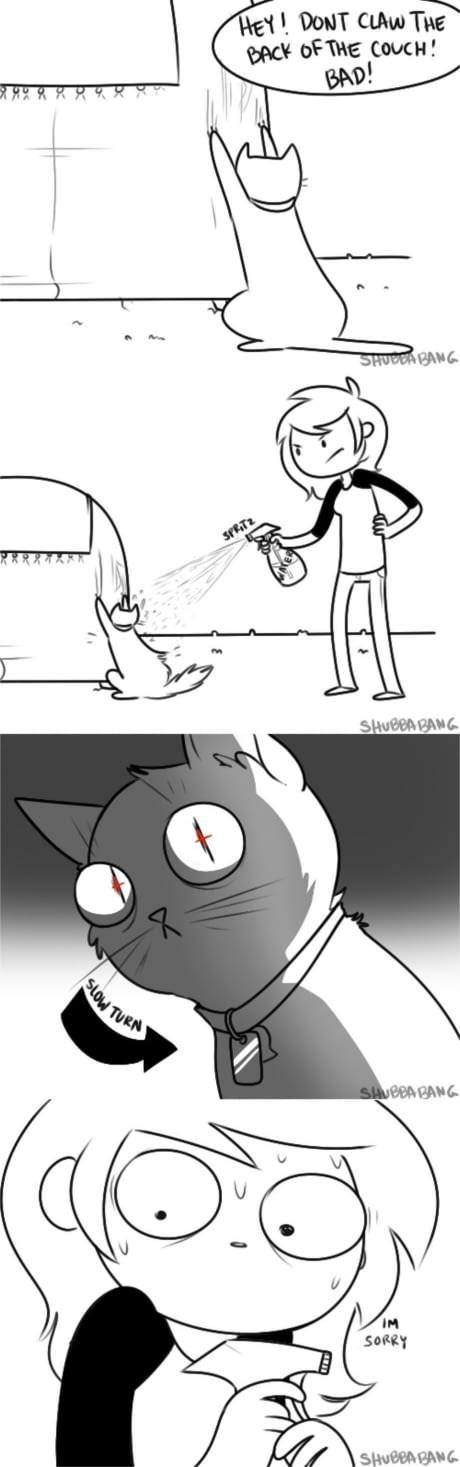 comics cute Cats funny - 9033361408