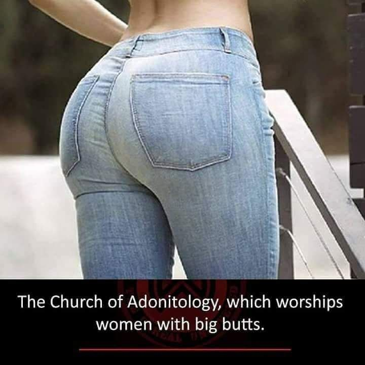 Wednesday meme about worshiping asses