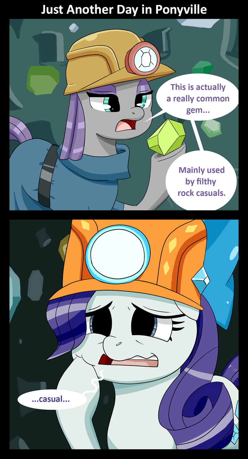 rarity comic sonikku001 maud pie rock solid friendship - 9033665280