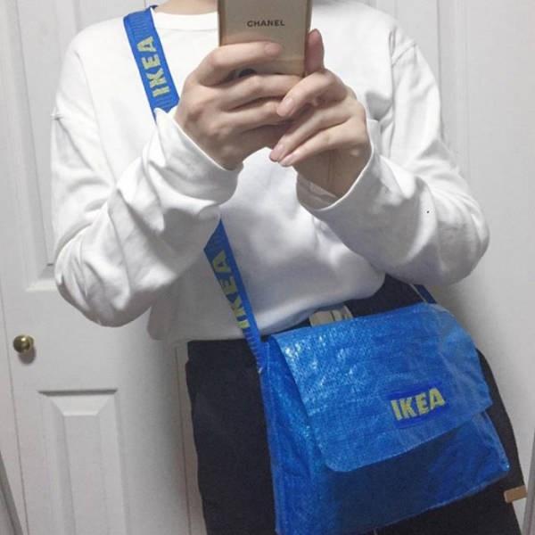 Shoulder - CHANEL IKEA IKEA