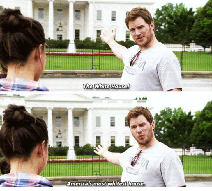 funny parks and rec moments