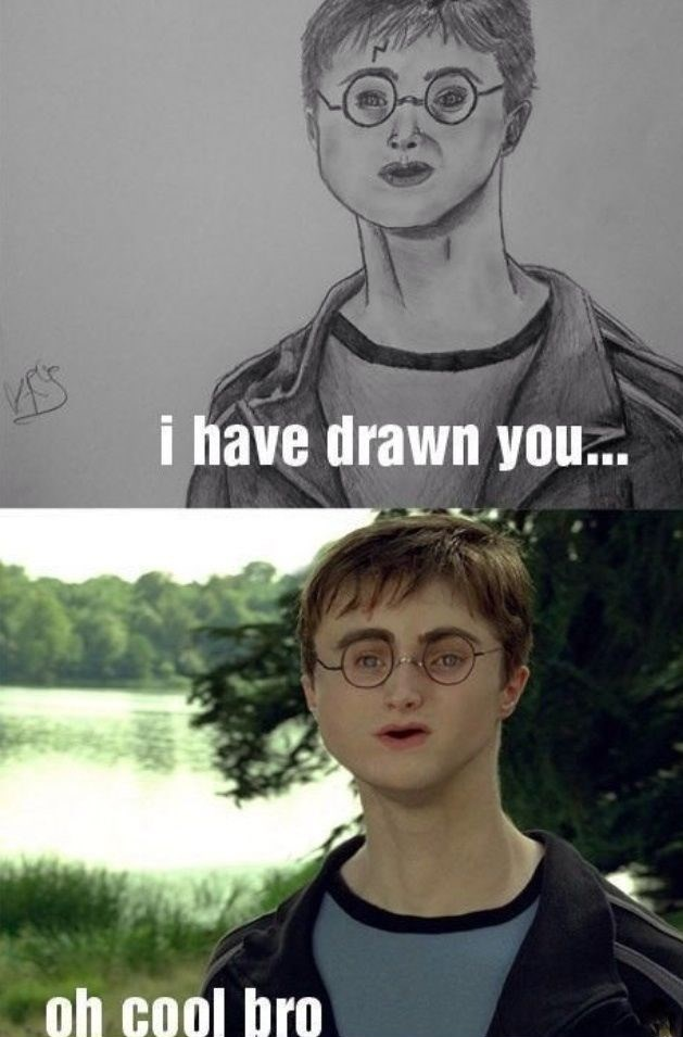 Face - S i have drawn you.. oh cool bro