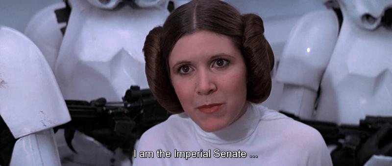 Hair - lam the Imperial Senate ...