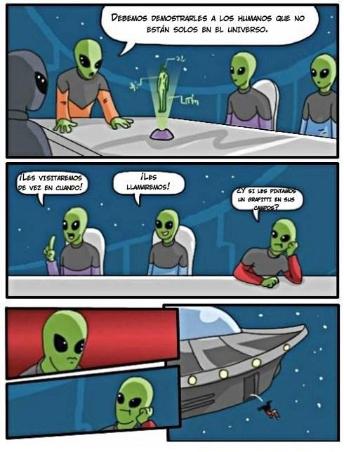 extraterrestres quieren mostrarse ante humanos