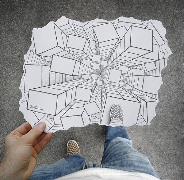 Drawing - Bttee