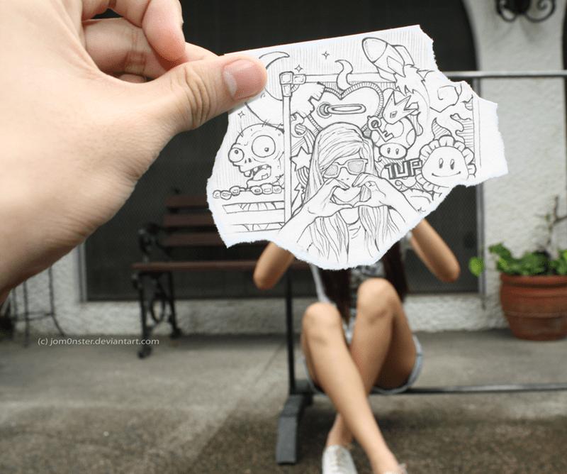 Illustration - TUP (c) jomOnster.deviantart.com